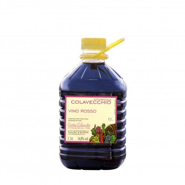 Vino rosso (3 litri)